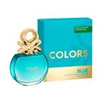 Туалетная вода Colors de Benetton Blue Benetton для женщин, 80мл