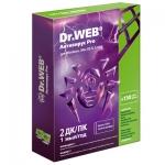 Антивирус Dr.Web 1 год 2 ПК BOX