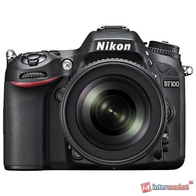 Зеркальный фотоаппарат Nikon D7100 18-105 VR Kit
