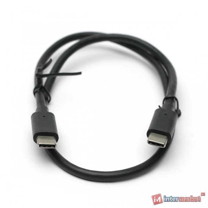 Кабель PowerPlant USB 3.0 Type C – Type C 0.5м