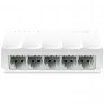 Коммутатор, TP-Link, LS1005, 5-портовый 10/100 Мбит/с настольный коммутатор.