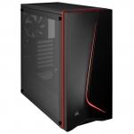 Компьютерный корпус Corsair Carbide SPEC-06 Tempered Glass Black