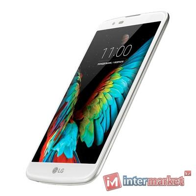 Смартфон LG K10 LTE K430DS, White