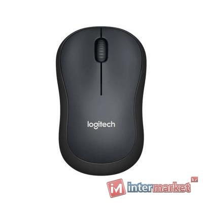 Мышка беспроводная Logitech® M220 SILENT - CHARCOAL OFL - 2.4GHZ - EMEA (L910-004878)