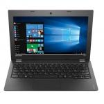 "Ноутбук Lenovo Ideapad 100S 11, Silver (Intel Atom Z3735F 1330 MHz/11.6""/1366x768/2.0Gb/32Gb SSD/DVD нет/Intel GMA HD/Wi-Fi/Bluetooth/Win 10 Home)"