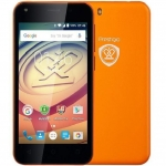 Смартфон Prestigio Wize NK3 orange